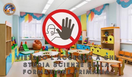 Scienze dell'educazione: il decreto della discordia