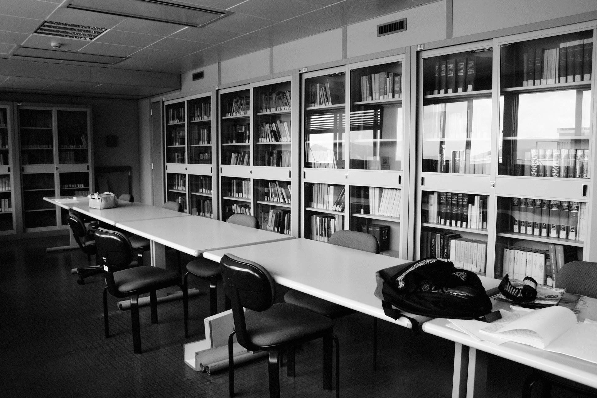 Biblioteca filosofia: vandalizzata l'idea di uno spazio per gli studenti