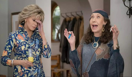 Grace and Frankie: cast eccellente e tematiche insolite