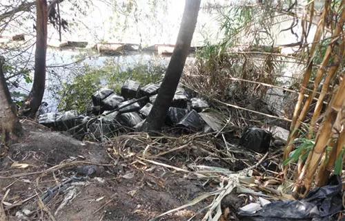 Un nuovo veleno: ancora un attacco al fiume Sarno