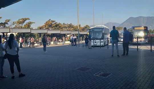 Trasporto pubblico: fuori gli studenti