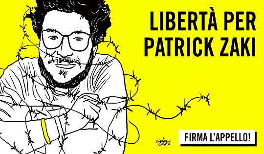 Patrick Zaki: l'impegno di Amnesty Salerno