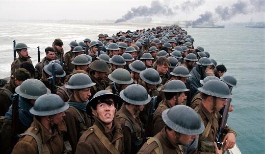 Dunkirk: un film oltre la guerra