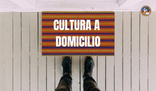 Cultura a domicilio