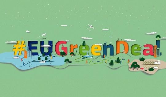 La speranza dall'Europa: il Green Deal