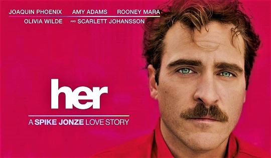 Her: un film tra amore, filosofia e fantascienza