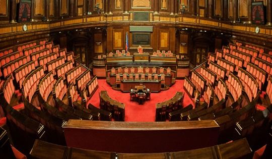 Nuova cifra stilistica del Parlamento