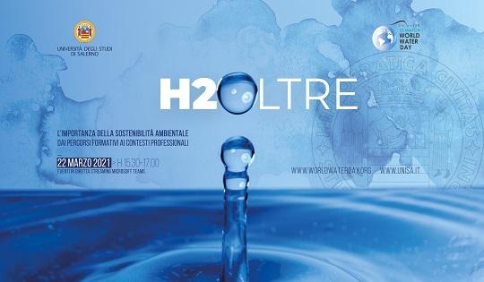 H2Oltre: l'Unisa per il World Water Day