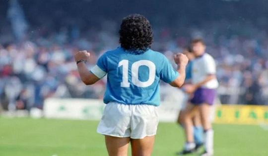 Mamma, ho visto Maradona: del genio ne ho accettato la follia