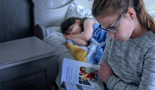 La sindrome della rassegnazione che colpisce i bambini
