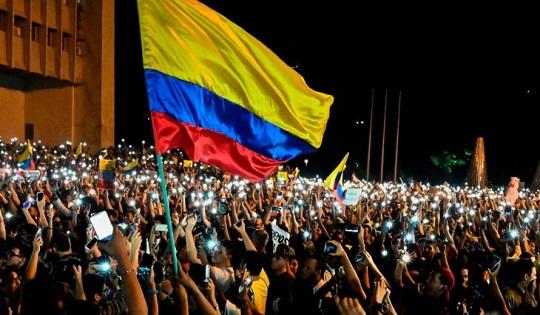 Colombia: l'intervista al Professor Graziano Palamara