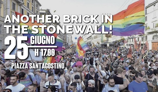Salerno: another brick in the Stonewall