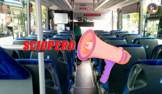 Sciopero Cobas: cosa succede ai trasporti?